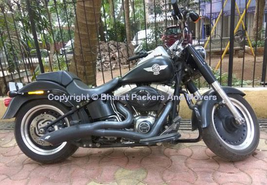 Bike Transportation from Pune to Mumbai