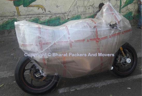 Pune To Bangalore Bike Transport